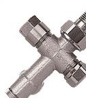 HERZ 2000 - Долен успонски вентил