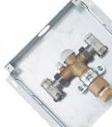 HERZ Монтажни комплет за регулирање за подно греење