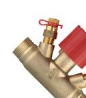 HERZ - Регулационен вентил