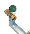 HERZ Опрема за монтажа на водомер