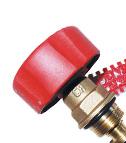 HERZ - Навојно вретено за регулациони вентили