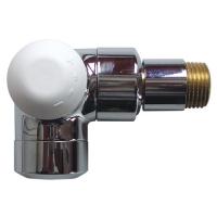 HERZ-TS-90 термостатски вентил за радијатори DE LUXE, вентил со 3 оски