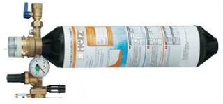 Третман на вода во системите за греење, интелигентен двостепен пакет